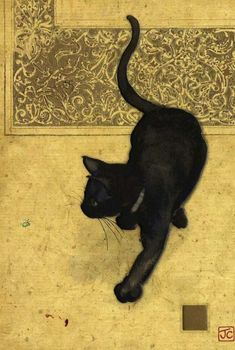 wasbella102: Jane Crowther - Black Cat
