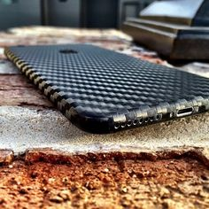 (50) Fancy - Carbon Fiber iPhone 6 Wrap