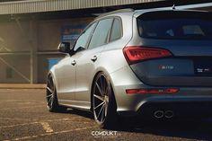 Audi SQ5 - Low