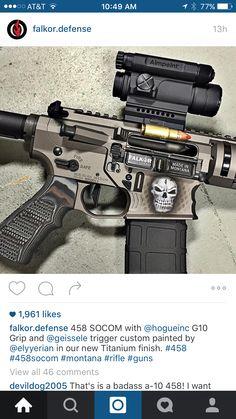 Hogue G10 AR grips