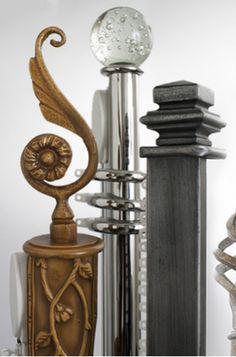 Kirsch Renaissance Wooden Decorative Curtain Rods Master