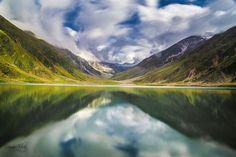 Lake Saif-ul-Malook Kaghan Valley Pakistan | By Umair Khan [2000x1333]