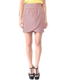 Pleated Tulip Skirt | FOREVER21 - 2000040686