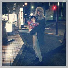 Instagram media by renatakeshita - 今日は皆で焼肉は〜いっぱい食べた〜タンパク質摂取完了 寒いけど気持ち〜(^-^)