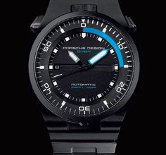 Porsche Design P'6780 Diver Black Edition
