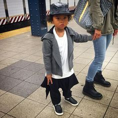 """""""Peace Fam. #thelayup Black leather 5panel hat by @covetedthings , long white double pocket t by @mimobee , grey diamond quilted Moto hoody by #aisforapple , black sweat by @danielpatrick_ , white sock by @jcrew #crewcuts , black Python slip on skate sneaker by @akidbrand #akid"""" Photo taken by @coltranecurtis on Instagram, pinned via the InstaPin iOS App! http://www.instapinapp.com (10/01/2015)"""