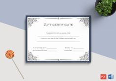 Small Certificate Template 8 - Best Templates Ideas For You Award Templates Free, Voucher Template Free, Free Certificate Templates, Certificate Design, Templates Printable Free, Free Printables, Funny Certificates, Free Printable Gift Certificates, Photographer Gifts