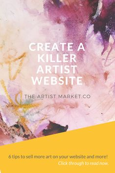"""See our website for additional information on """"buy art artworks"""". It is actually an exceptional place to find out more. Selling Art Online, Online Art, Sell My Art, Buy Art, Web Design, Design Trends, Business Inspiration, Creative Business, Business Tips"""