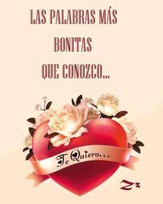 Movie Posters, Movies, Amor, Te Quiero, Words, Films, Film Poster, Cinema, Movie