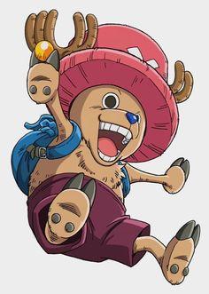 Tony Tony Chopper - One Piece One Piece Anime, Tony Tony Chopper, One Piece Seasons, Manga Anime, Otaku Anime, One Piece Chopper, One Piece Photos, Copper Wallpaper, One Piece Manga