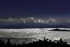 Photographies - Paysages - Montagne - Nuages - Matthieu Ricard - Photo - Picture - Cloud -Mountain