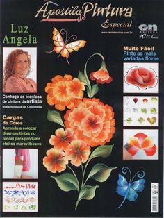APOSTILA DE PINTURA - LUZ ANGELA - catin18 - Picasa Web Albums...picture tutorials!