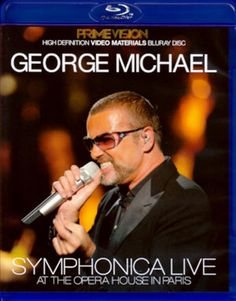 George Michael /France 2014 & more Blu-Ray Ver.