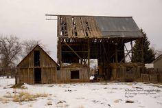 Robinson Barn, Paragonah Ut.