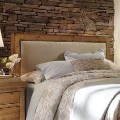 Progressive Furniture Willow Upholstered Bed