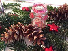 DIY pynte bord til jul