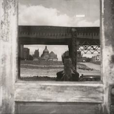 Robert Frank, Self-Portrait (St. Louis), ca. 1948