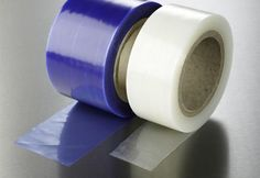 Get the low tack protection tapes coated with a medium low tack removable adhesive system with thickness 35 microns and available in blue and clear. Enquire us now and we will get back to you soon.