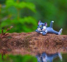 Smile Wallpaper, Pop Art Wallpaper, Cute Wallpaper Backgrounds, Disney Wallpaper, Doraemon Wallpapers, Cute Cartoon Wallpapers, Miniature Photography, Cute Photography, Cute Animal Drawings
