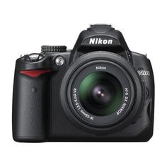 Nikon D5000 Digital SLR Camera with 18-55mm VR Lens Kit (12.3MP) 2.7 inch LCD Nikon http://www.amazon.co.uk/dp/B0025KV8Y0/ref=cm_sw_r_pi_dp_i6Vivb0VCQWQP
