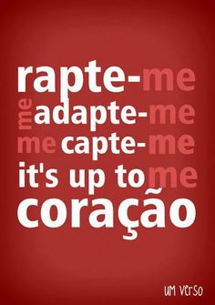 Rapte-me Camaleoa - Caetano Veloso
