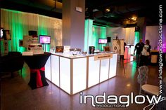 LED Bar    Indaglow Productions  www.indaglowproductions.com