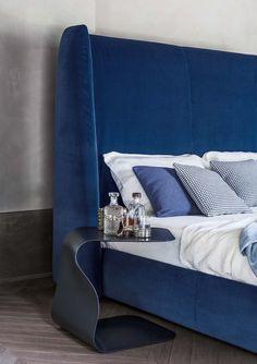 Basket Alto Bed by Bonaldo - Beds - Bedroom - Living