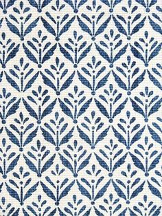 Morrison Cobalt fabric | Find fun fabrics for your next project www.myfabricdesigns.com