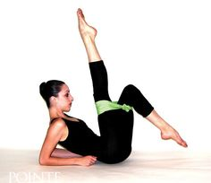 Two of our best tips on improving your développé devant by targeting your psoas muscles.