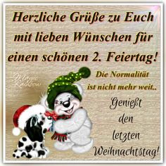 Warm greetings to you with best wishes for a nice 2 ., Warm greetings to you with best wishes for a nice 2 . Character Creator, Cat Character, Christmas Animals, Red Christmas, Christmas Balls, Christmas Greetings, Xmas, Watercolor Free, 2 Advent