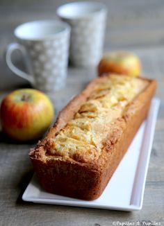Cake aux pommes et aux amandes sans gluten #maizena