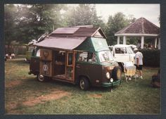 VW Bus seen at a VW show in 1996 | Flickr - Photo Sharing!