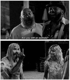 The devils rejects Scary Movie Characters, Zombie Movies, Scary Movies, Sheri Moon Zombie, Rob Zombie, Zombie Art, Badass Movie, I Movie, Spooky Scary