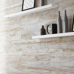 Diy Peel And Stick Vinyl Plank Accent Wall Stuff In 2019