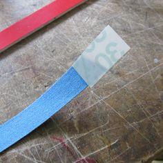 how to splice sandpaper