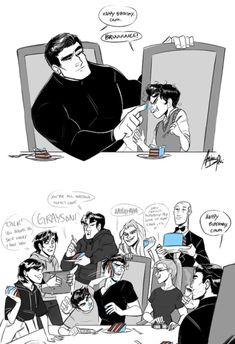 Batman, Dc Memes, Bat Family, Tony Stark, Dc Universe, Mind Blown, Dc Comics, Marvel, Fan Art