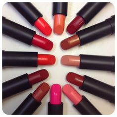 I need to try one of these (or several) - BH Cosmetics Crème Luxe Lipsticks