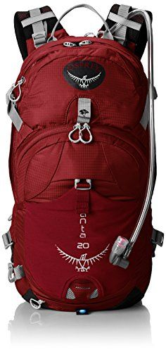 Osprey Men's Manta 20 Hydration Pack *** READ REVIEW @ http://www.amazon.com/gp/product/B00AOICAB0/?tag=buyoutdoorgadgets.com-20