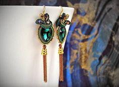 Šperky » Náušnice » SAShE.sk - slovenský handmade dizajn