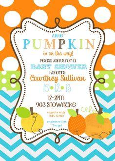 Pumpkin polka dot fall girl baby shower invitation polka dot baby pumpkin polka dot fall girl baby shower invitation polka dot baby shower invitations pinterest shower invitations babies and pumpkin baby showers filmwisefo