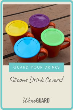 Tired of trying to protect your family's drinks? Let DrinkGuards do that for you. Just because you soak-in the outdoors, doesn't mean your drink has to! Walk away and play, and your drinks will remain safe.  #drinkguard #wineaccessory #wineaccessories #barware #drinktop #drinktopper #wineglass #noflyzone #byebyefly #barware #wineenthusiast #winedrinker #weekendvibes  #thirstythursday #wineporn #wineeaddict #thewinegirl #womeninbusiness #winery #wineguard Tired Of Trying, Thirsty Thursday, Weekend Vibes, Wine Glass, Barware, Picnic, Party Ideas, Outdoors, Play