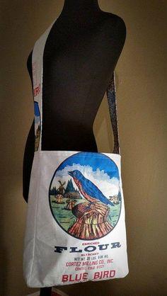 Blue Bird Limited Slouch Bag $50 seth@houseofsandol.com