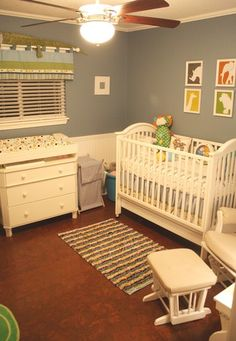 Baby Boy Room - traditional - bedroom - austin - by House+Earth
