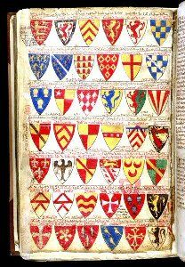 Medieval Heraldry Roll of Arms