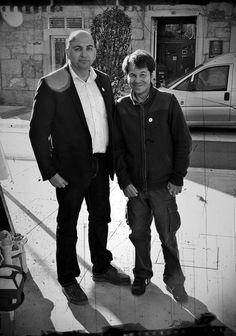 Antonio y Xurxo