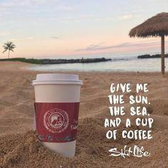 Coffee and Saltlife