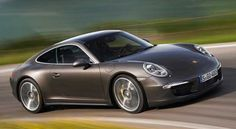 Porsche revela dados dos 911 Carrera 4 e 4S