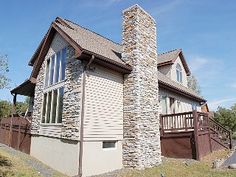 Albrightsville House Rental: Pocono Premier Home Near Lake, White Water Rafting, Water Parks, Etc   HomeAway