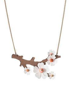 Cherry Blossom Necklace £50 - Contemporary 2014