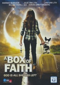 A Box of Faith, DVD. Recently orphaned believes that her antique writing box, left behind by her mother, grants her whatever she needs to survive on her own through an mystical connection with God